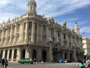 wycieczka na Kubę - zwiedzanie starej Havany