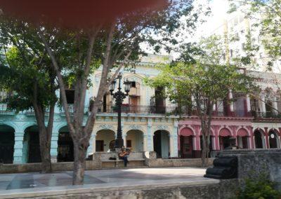 Havana Plac Prado