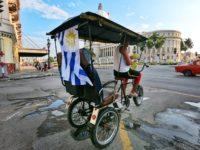 Wycieczka rikszą przez Havanę