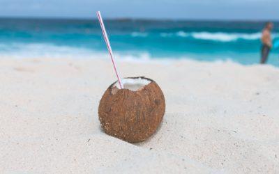 Orzeźwiające kubańskie Kokosodrinki :)