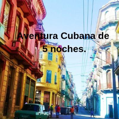 Wycieczka na Kubę - Kubańska przygoda 5 nocy