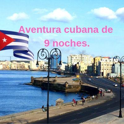 Wycieczka na Kubę - Kubańska przygoda 9 nocy