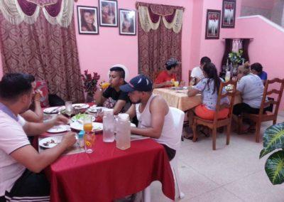 Posiłki w casas