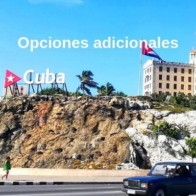 Wycieczki na Kubę - dodatkowe opcje
