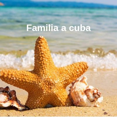 Familijna wycieczka na Kubę