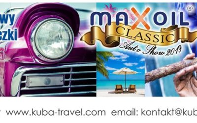 Interesting event with Maxoil Classic Auto Show 2019
