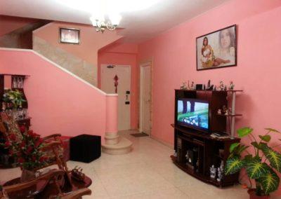 Salon w casas w Hawanie