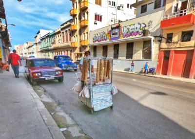 przekąski uliczne w Hwanie